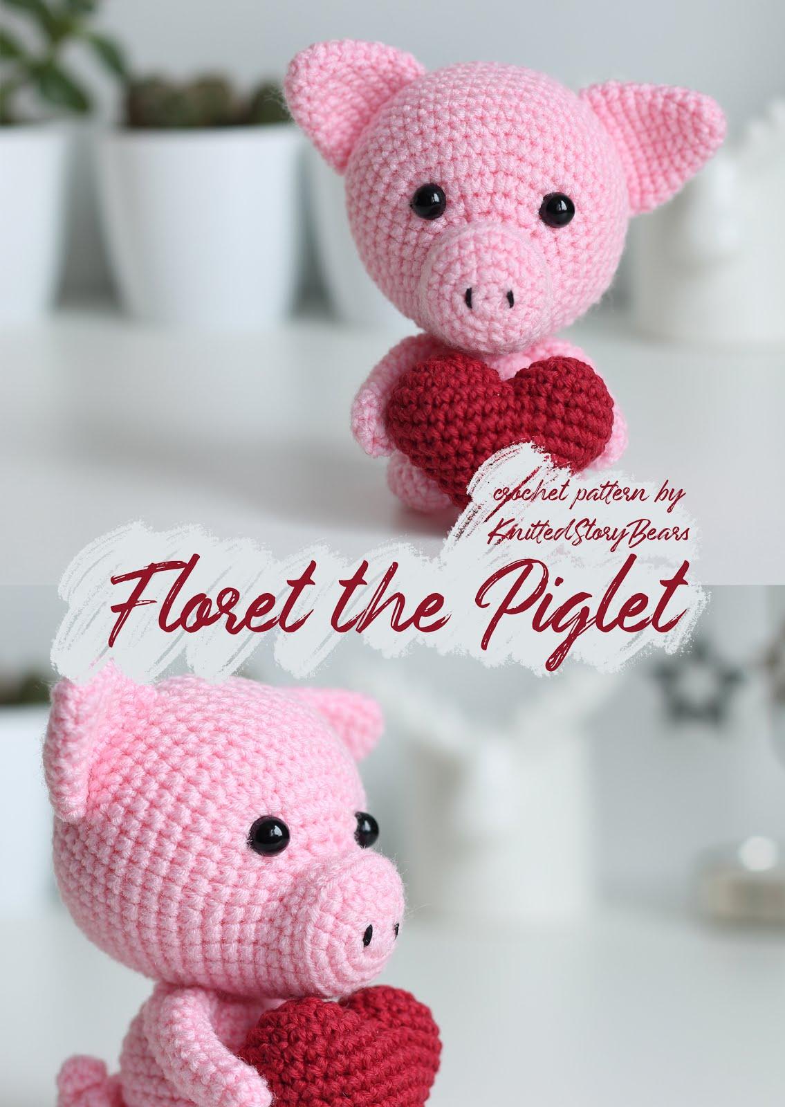 Floret the Piglet