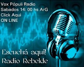 Voz del pueblo en la Radio
