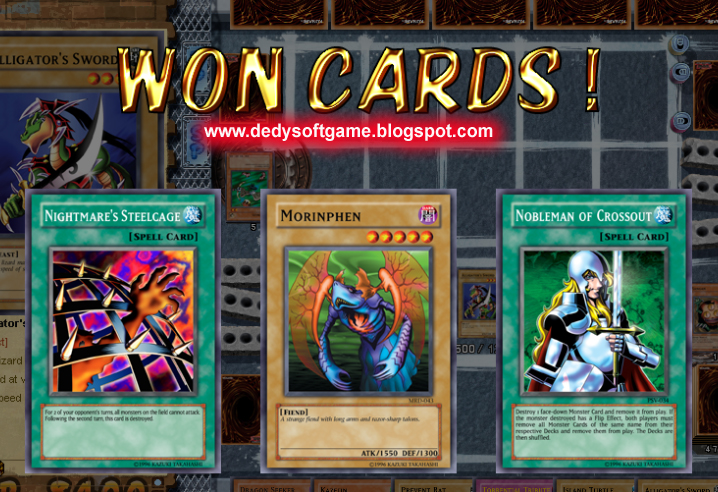 Free online yu gi oh trading card game