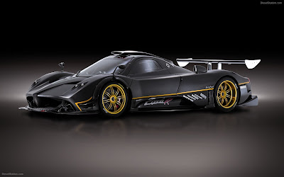Pagani Zonda HD Wallpapers
