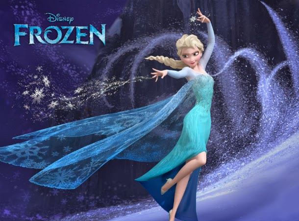 Disney Frozen - Elsa, The Snow Queen