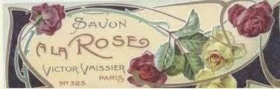 Savon à la rose n° 323