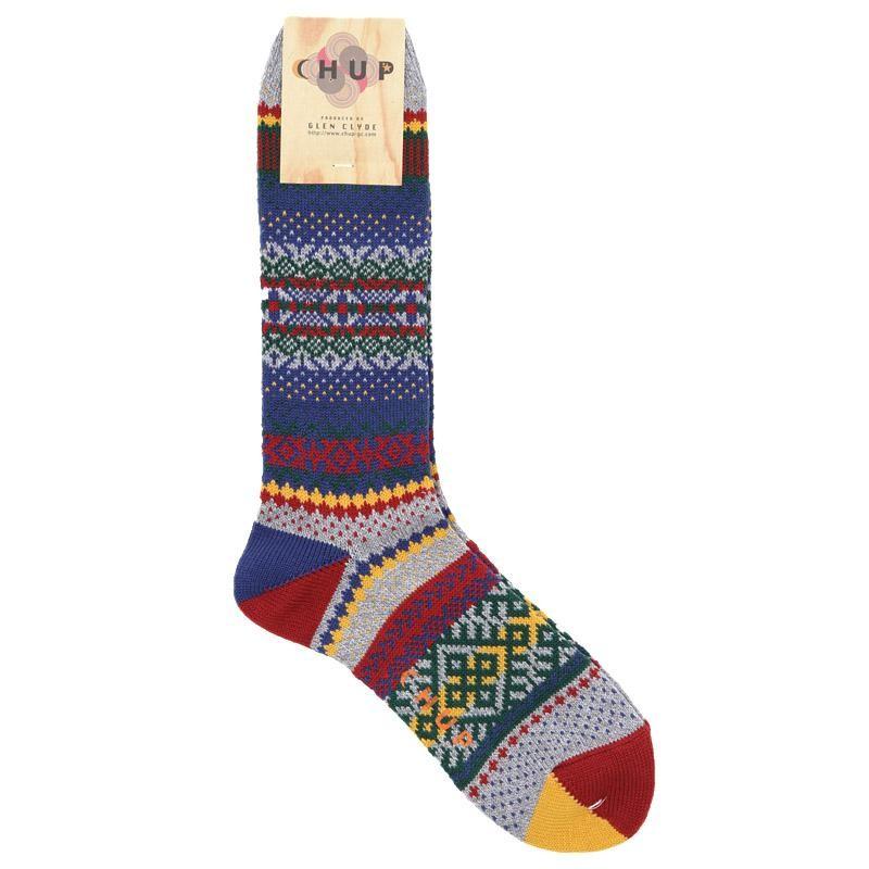 Mens Fair Isle Socks - Best Sock 2017