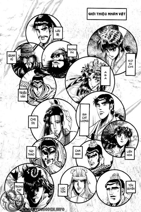 Chú Bé Rồng - Ryuuroden chap 43 - Trang 4