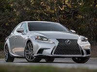 Japanese car photos - 2014 Lexus IS US-Version 1
