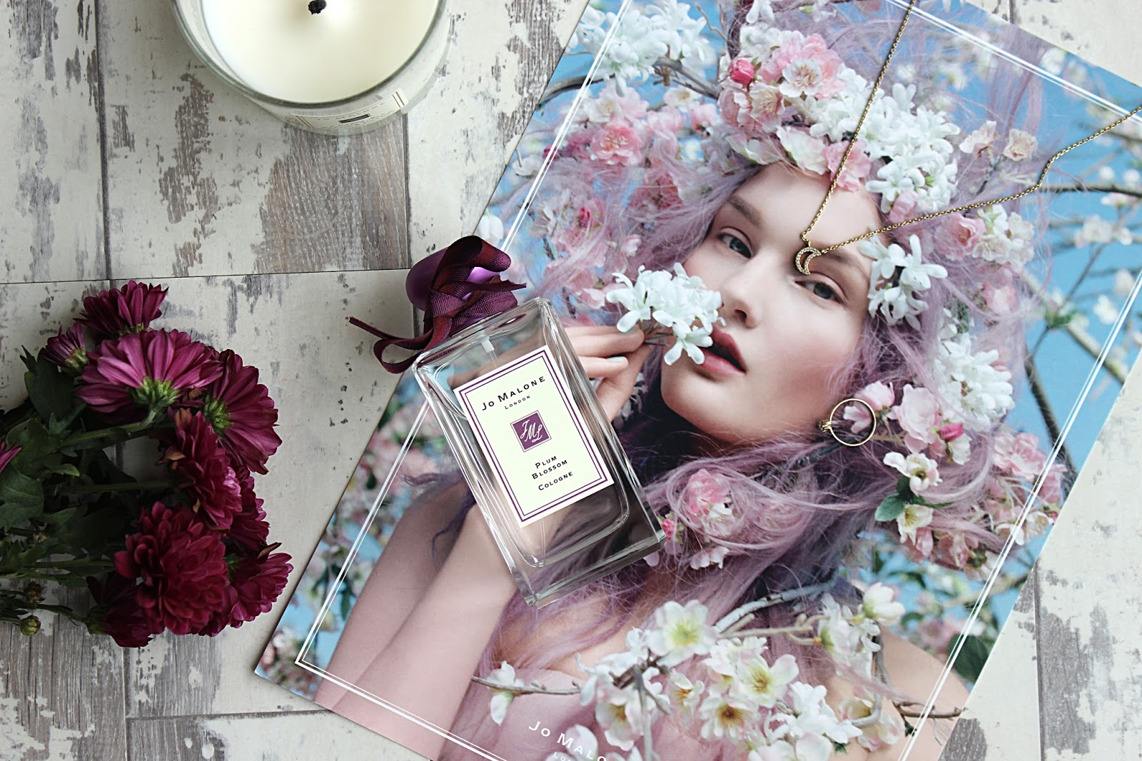 Jo Malone Blue Skies & Blossom