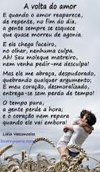 A volta do Amor...