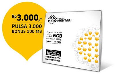 Indosat Super Internet 3G