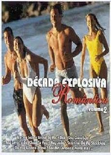 Década Explosiva   Romântica vol02 Mp3 | músicas