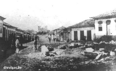 Largo do Rosario em 1888