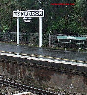 Misteri Brigadoon, Kota Ajaib yang Muncul 1 Hari Dalam  1 Abad