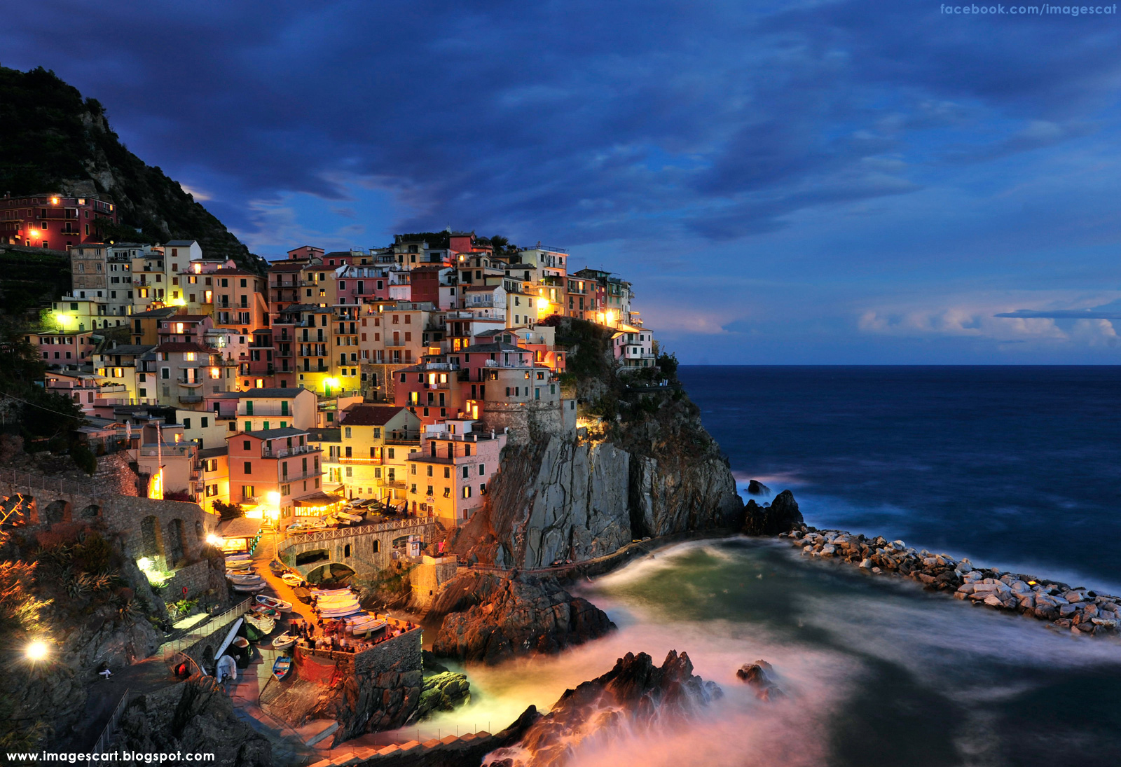 Images cart beautiful vernazza italy for Be italia