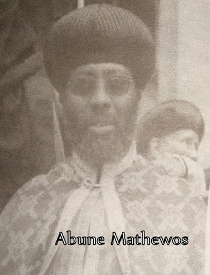 H E Abune Mattewos Photo:<b>dejeselam.org</b> - H%2B%2BE%2BAbune%2BMattewos%2Bof%2BWolaita%2Band%2BDowaro,%2B6th%2BEthiopian%2Bpatriarch%2Bcandidate