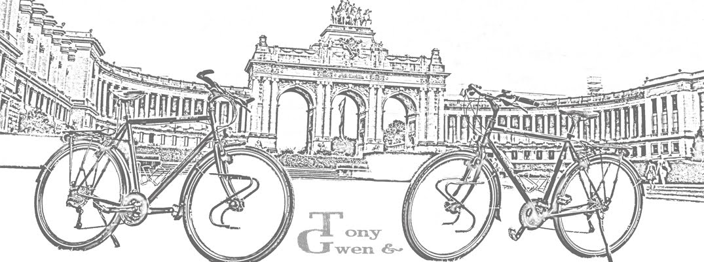 Voyage à vélo - Gwen & Tony
