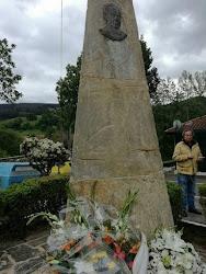 Homenaje Flemig Peñas Gedio y Zabala de Bilbao