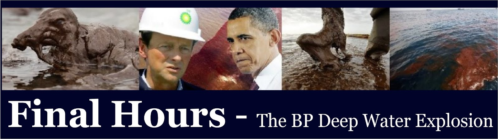 Final Hours - The BP Deepwater Explosion and the Abuse of Water Resources in North America