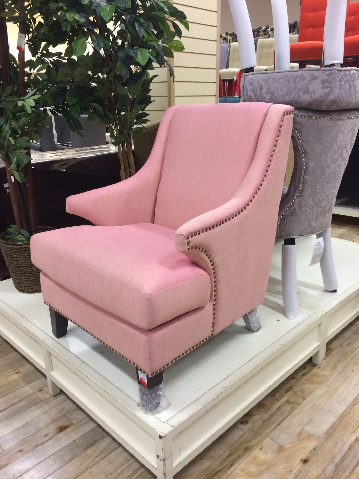 The pink zipper homesense just makes sense for Coffee tables homesense