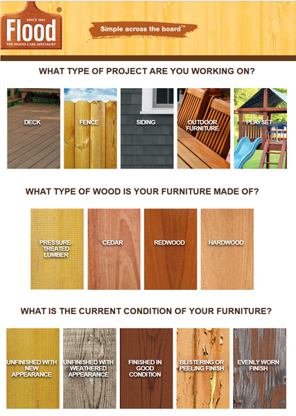 Flood Deck Stain Color Chart Ask Home Design