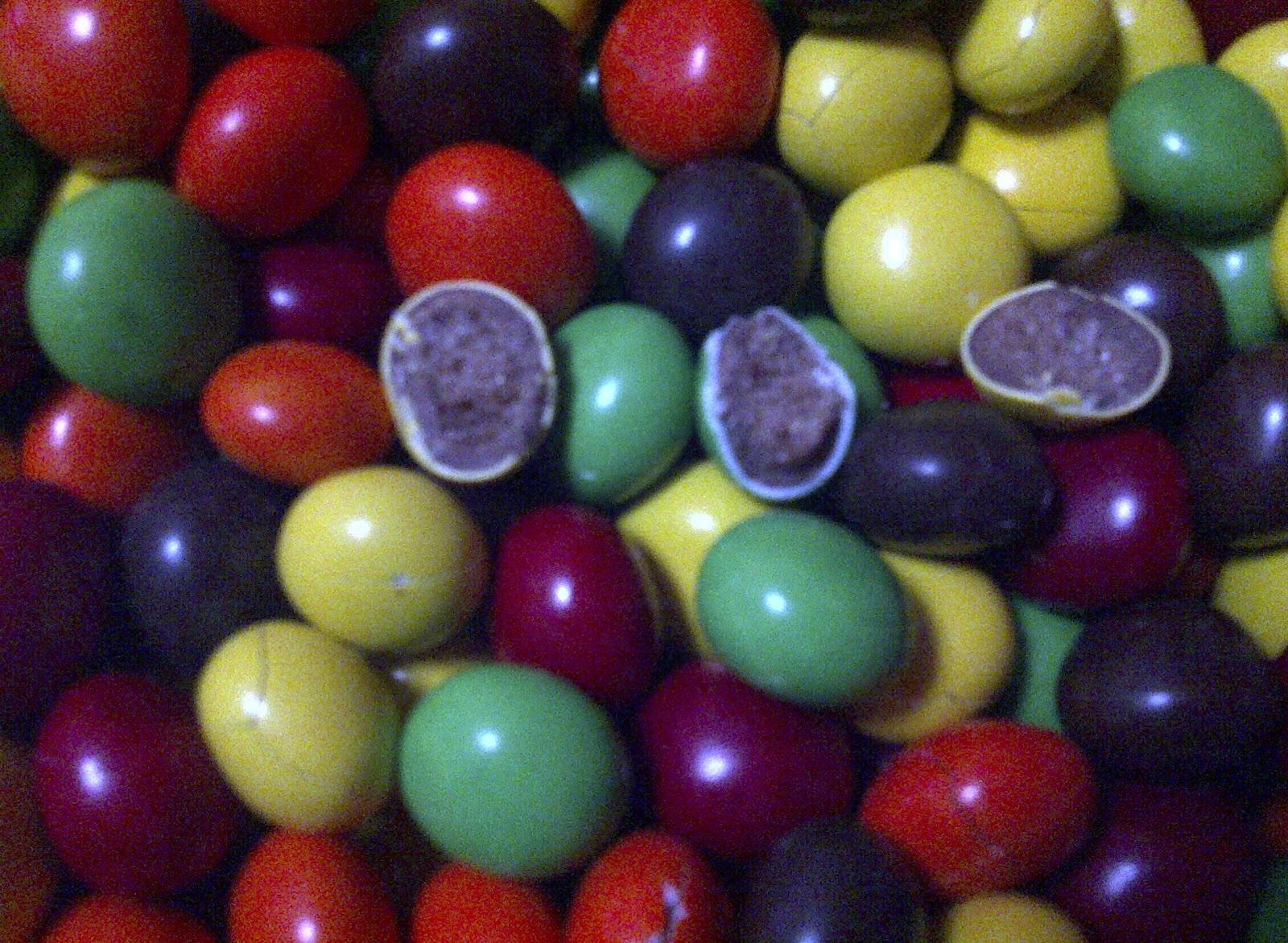 Coklat Delfi Chacha Peanut | 75BF40BB | Kharin Coklat
