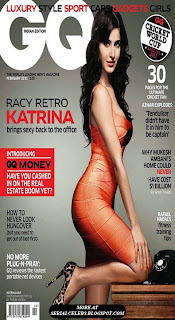 Katrina Kaif Hot on Magazine covers