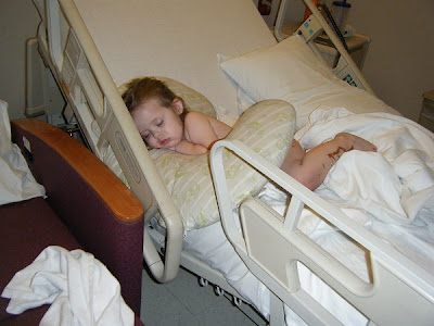 Family Bed in the Hospital