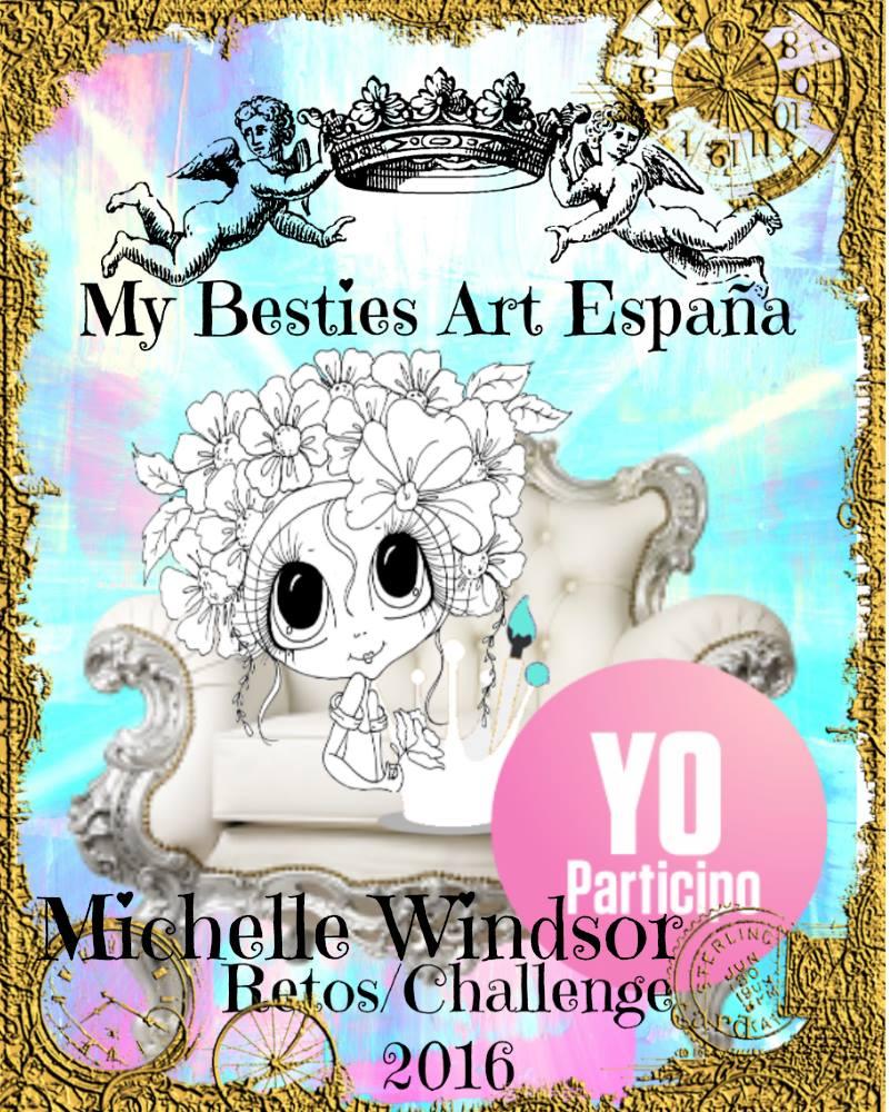 My Besties Art Spain
