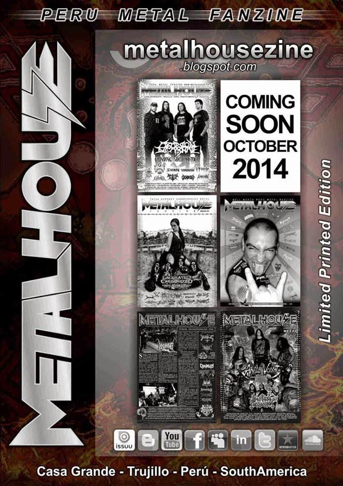 Metalhousezine
