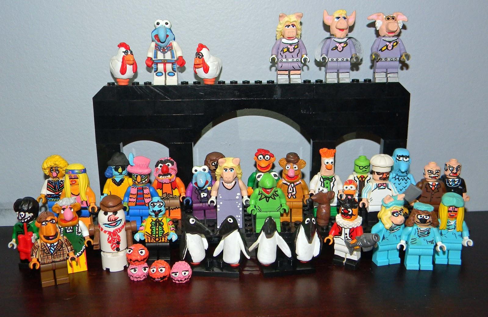 Lego Picks: Leg...