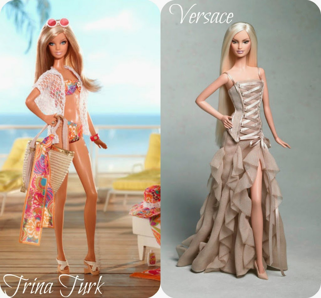 Limited Edition Designer Barbies For Adults Fashion Rehab