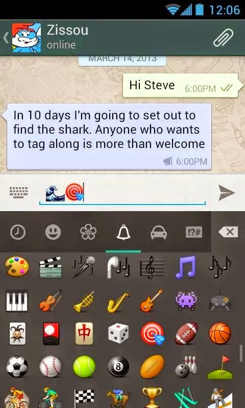 WhatsApp Messenger v2.11.371