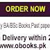 PU Punjab University B.A BSc Supply Exam Date Sheet 2016 Supplementary