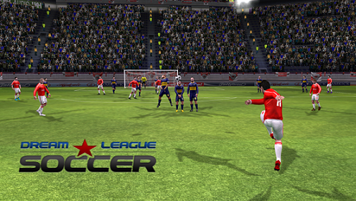Dream League Soccer 1.57 Mod Apk+Data