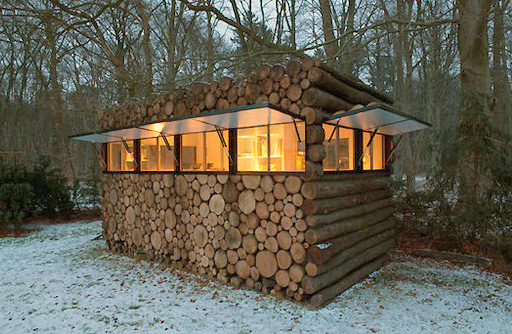 Architectural Mimicry In Rustic Log Cabin Design Most