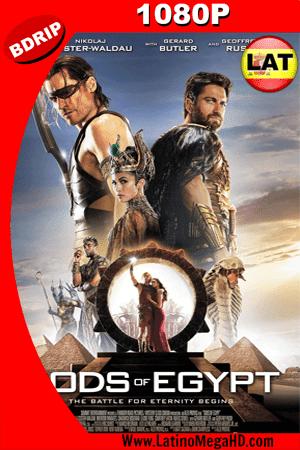 Dioses De Egipto (2016) Latino HD BDRIP 1080P ()