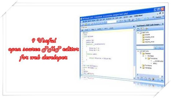 9 Useful Open Source Php Editor For Web Developer