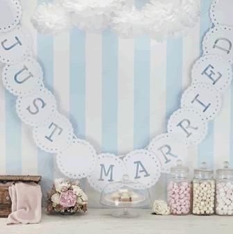 guirnalda just married tienda oui oui blog mi boda gratis