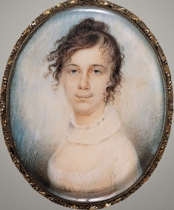 Anna Claypoole Peale, by James Peale, c. 1805