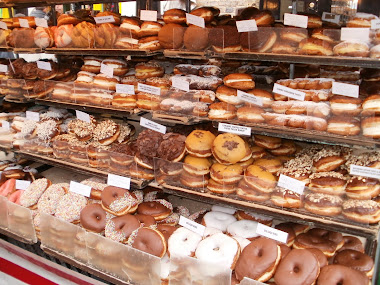 Donuts, Homer's paradise