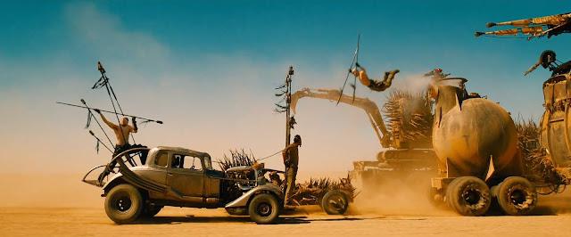 Comentario de la película Mad Max: Fury Road