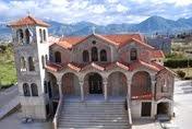 Φωτογραφίες από τα Θυρανοίξια & τον πανηγυρικό Αρχιερατικό Εσπερινό του νέου Ναού του Αγ. Αντωνίου