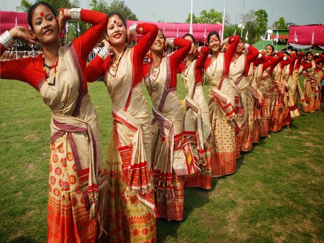 Bihu Dance Festival