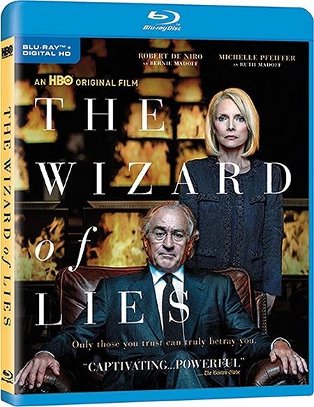 The Wizard of Lies (El Mago de las Mentiras) (2017) 720p y 1080p BDRip mkv Dual Audio DTS 5.1 ch