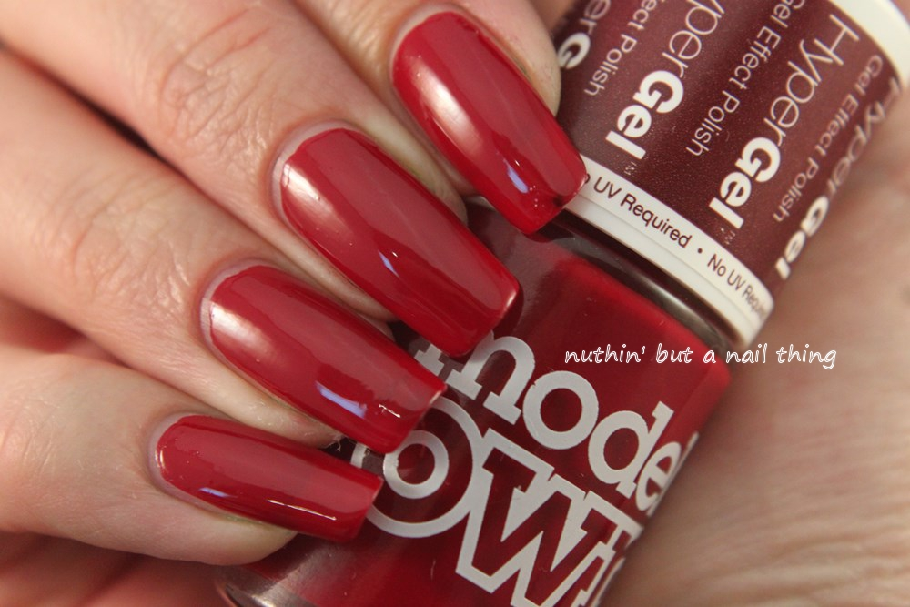 models own hypergel brunette red