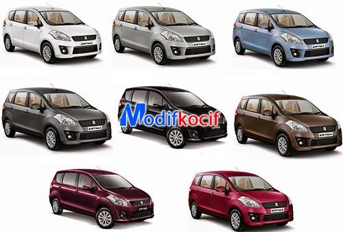 Harga Dan Spesifikasi Mobil Suzuki Ertiga Terbaru