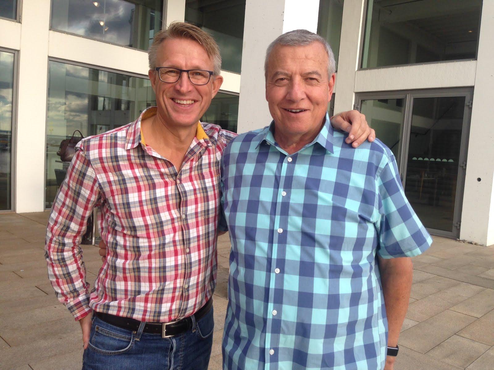 Min mentor och vän Paul Zientarski