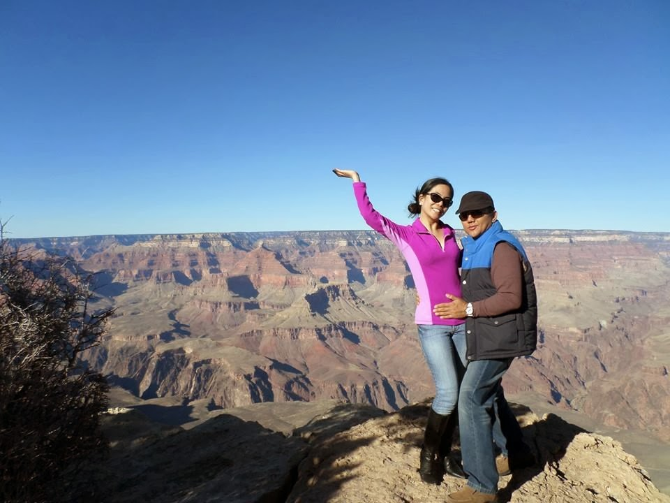 grand canyon winter experience at one of the seven natural