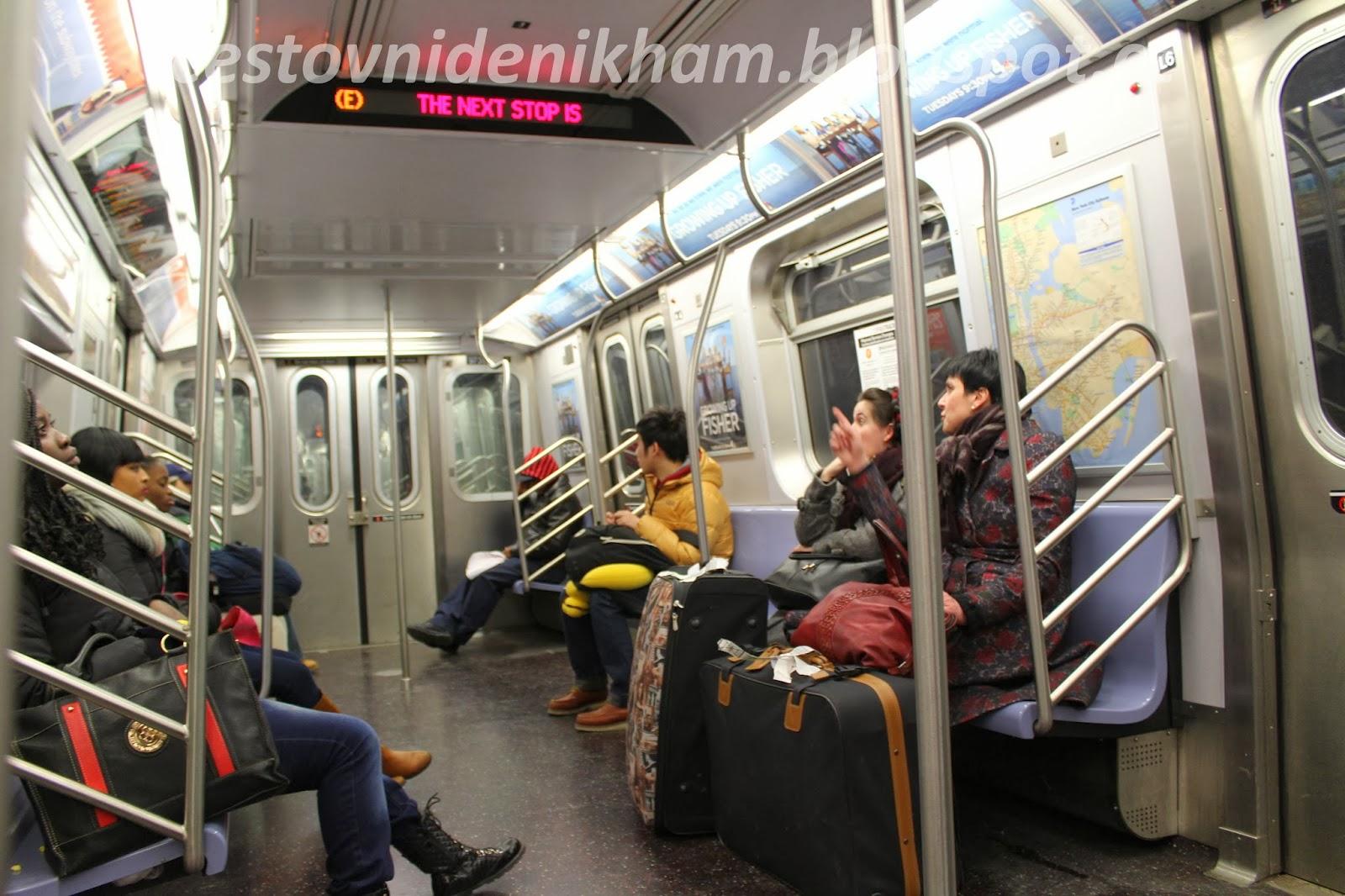 metro // the subway