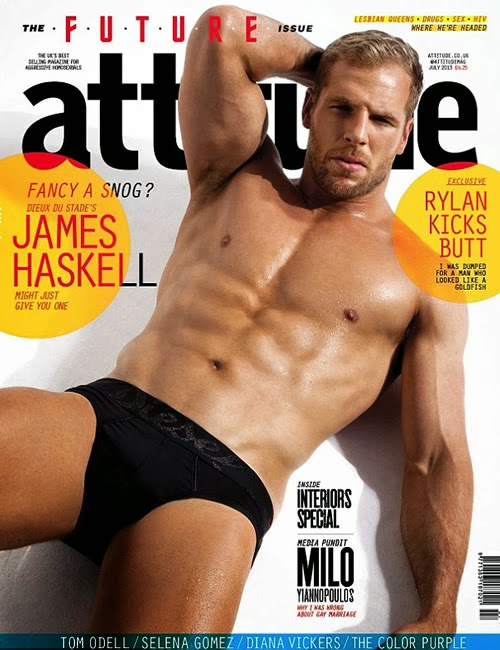 James Haskell underwear