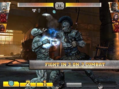 WWE Immortals v2.3 Apk Data Torrent