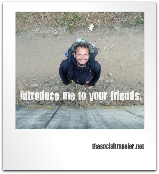 Introduce The Social Traveler to your friends around the world